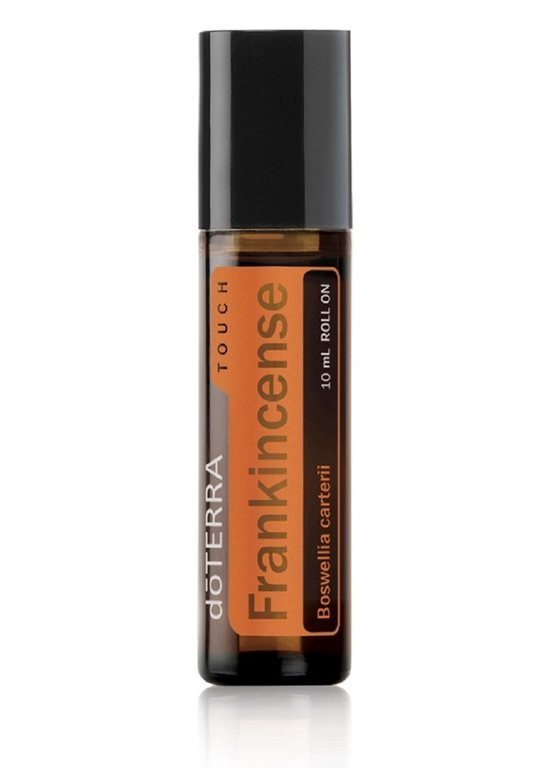 Frankincense Touch Essential Oil 10ml Roll On Bottle by doTERRA
