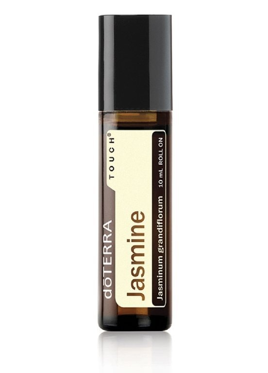 Jasmine Touch Essential Oil 10ml Roll On Bottle by doTERRA