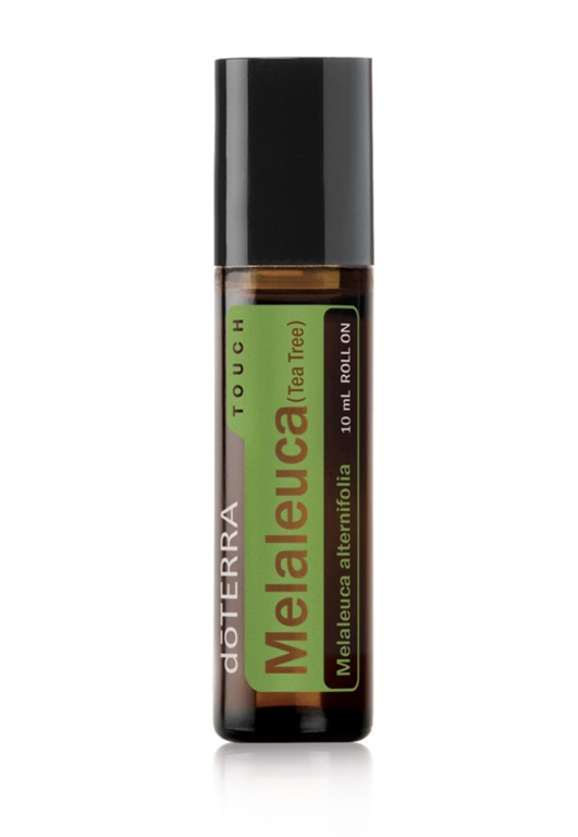 Melaleuca (Tea Tree)Touch Essential Oil 10ml Roll On Bottle by doTERRA