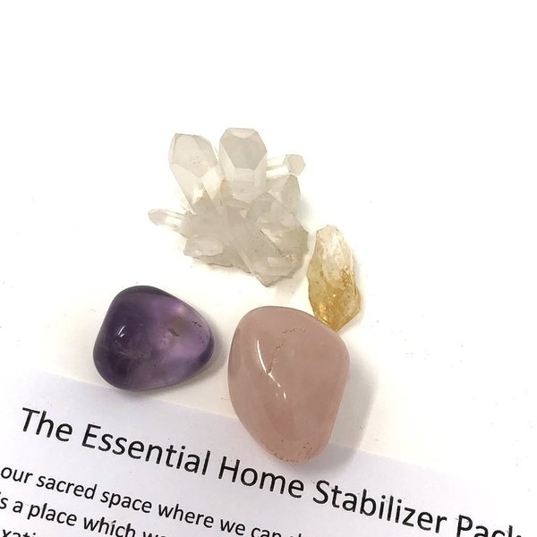 The Essential Home Mini Stabilizer Pack 'MINI HARMONY'