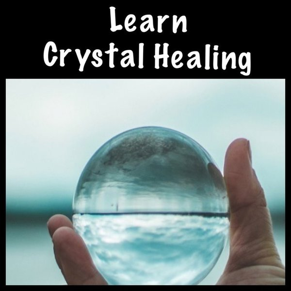 Online 15 Week Crystal Healing Course
