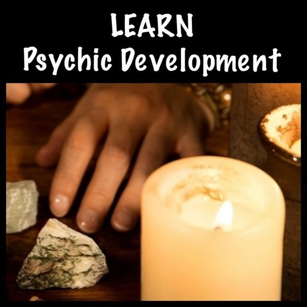 Online 14 Week Psychic Development Course