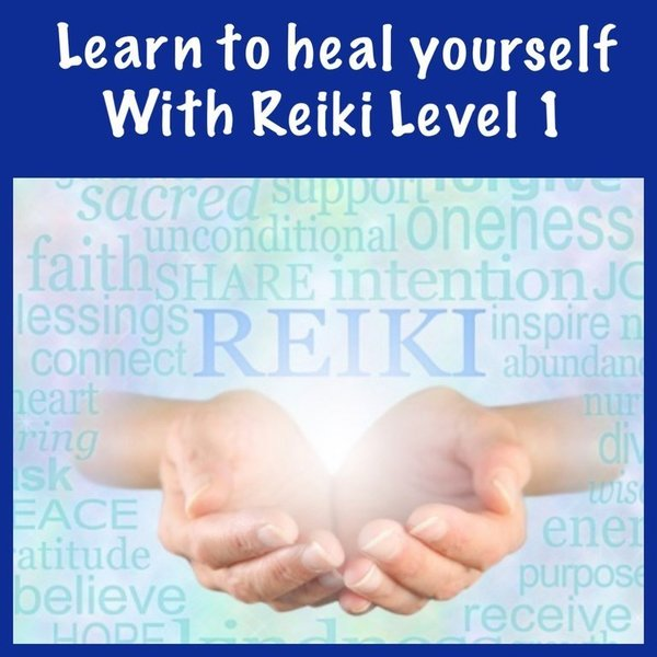 11 Week Reiki Level One Online Course