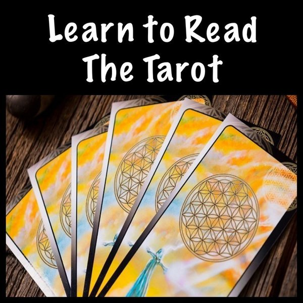 Online 15 week Intuitive Tarot Course