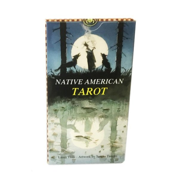 Native American Tarot Deck and Information Booklet