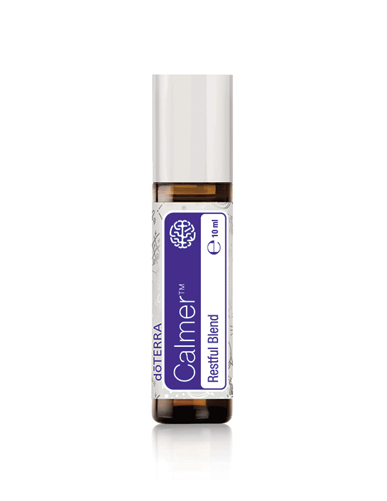 Calmer -  Restful Blend Touch Essential Oil Blend 10ml Roll On Bottle by doTERRA