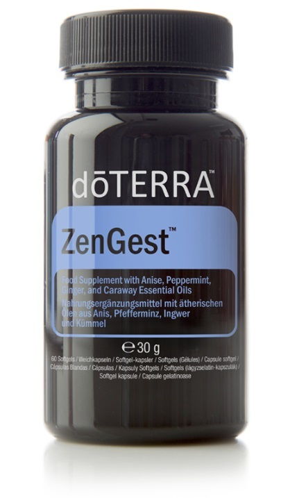 Zengest Softgels by doTERRA