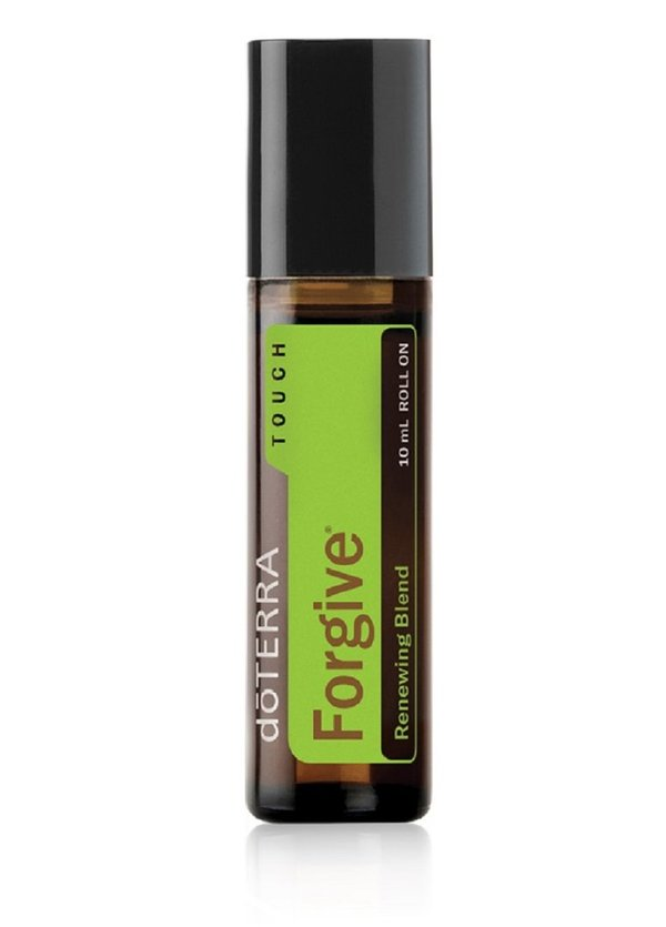 DoTERRA Forgive Touch Essential Oil Blend 10ml Roll On Bottle