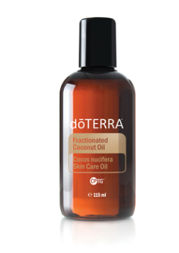doTERRA Fractionated Coconut Oil 115ml Bottle