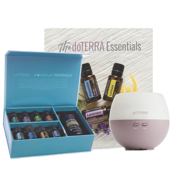 doTERRA Aromatouch Diffused Kit including membership